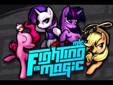 How To Download MLP: Fighting Is Magic, How To Get It To Work!