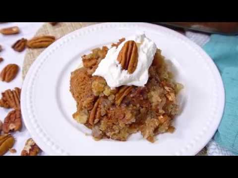 How To Make Pecan Pie Cake
