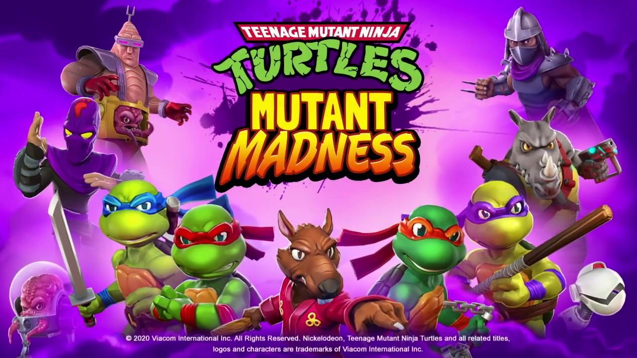 TMNT: Mutant Madness