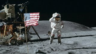 La NASA exhibe imágenes restauradas de la llegada del hombre a la Luna