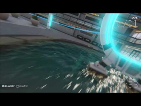 44:73 Project Manhattan | Drone Racing League Simulator