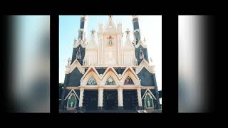Church || beautiful church || worlds largest altar || lean tower || perampalli church