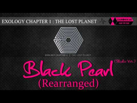 [EXO/2CD] 14. BLACK PEARL (Rearranged) [EXOLOGY CHAPTER 1: THE LOST PLANET]