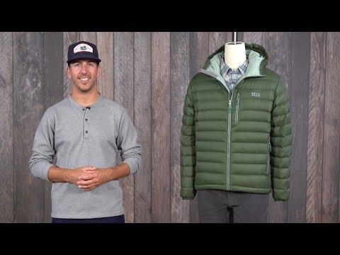 Online kaufen großartiges Aussehen aliexpress Men's HomeTown Down Hooded Jacket