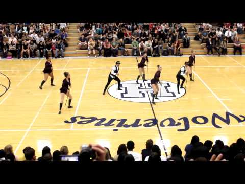 Something's Wrong Officer Routine - Hunter High School Dance Company 2014-2015
