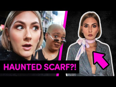 I Wore A Haunted Outfit For A Week