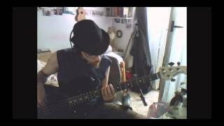 your side - bass cover - young the giant
