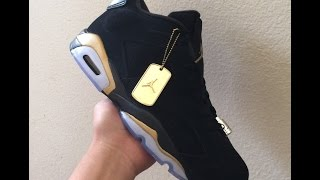Custom DMP Air Jordan 6 Low Tutorial