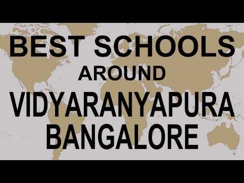 Best Schools Around Vidyaranyapura Bangalore   CBSE, Govt, Private, International | Total Padhai