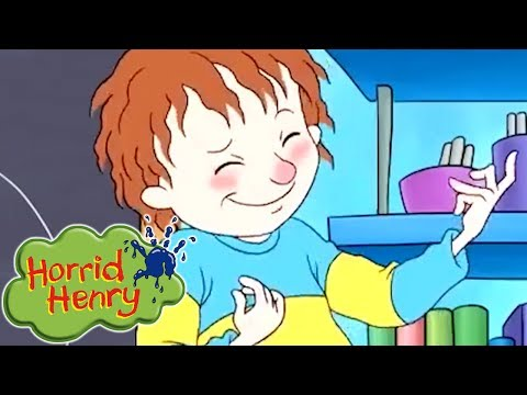 Horrid Henry - Horrid Stories With Henry | Horrid Henry Episodes | HFFE | Cartoons For Children