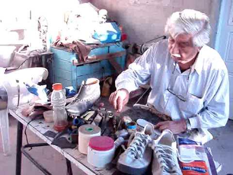 Martín, el zapatero de Chacras de Coria