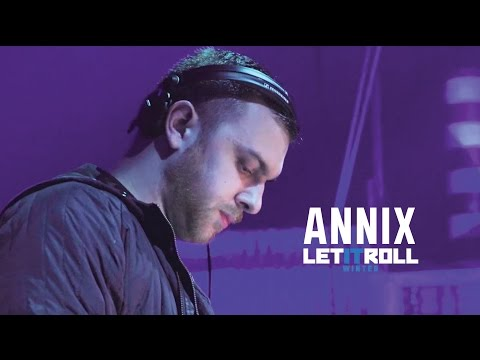 ANNIX - Let It Roll Winter 2017 - Factory stage