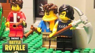 LEGO Ninjago in Fortnite