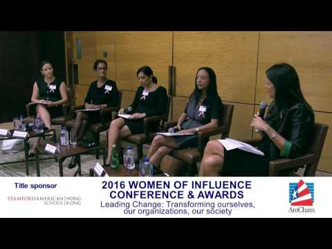 WOI Conference 2016 - Influencing wider societal change to enable opportunities for women and others