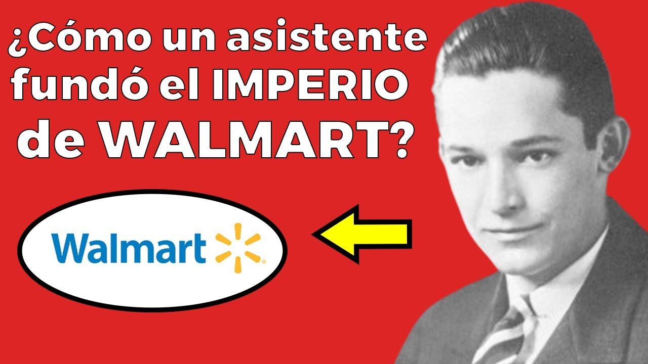 De asistente  a FUNDADOR DE WALMART, la increíble historia de Sam Walton y su imperio Walmart