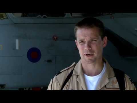 Interview with British Royal Air Force Tornado GR-4 Navigator
