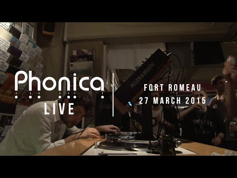 Fort Romeau at Phonica