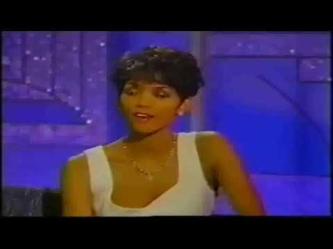 Halle Berry Interview At The Arsenio Hall Show (1993)