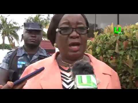 Minister warns encroachers at Barekese Dam
