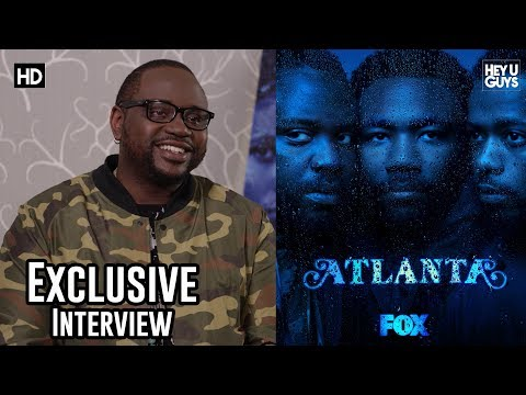 Brian Tyree Henry on playing 'Paper Boi' & working with Donald Glover