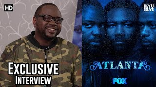Brian Tyree Henry on playing 'Paper Boi' & working with Donald Glover in Atlanta Season 2