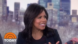 Sheinelle Jones Says She's Getting Surgery On Her Vocal Cords | TODAY
