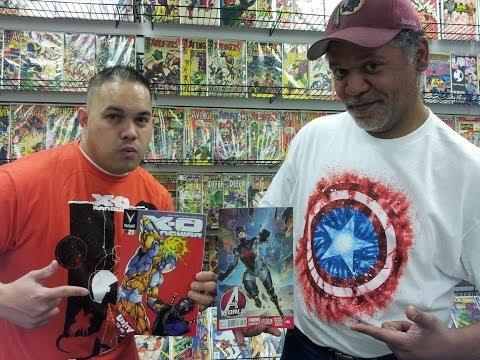 Flashback Comics - New Release Wednesday, January 22nd 2014!