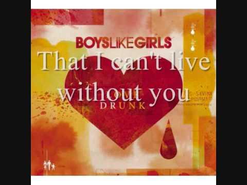 Two Is Better Than One- Boys Like Girls Ft. Taylor Swift!- Lyrics