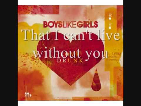 Two Is Better Than One Boys Like Girls ft Taylor Swift! lyrics