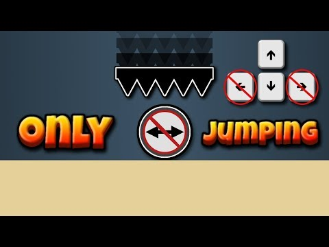 Bonk.io - ONLY Jumping Challenge!