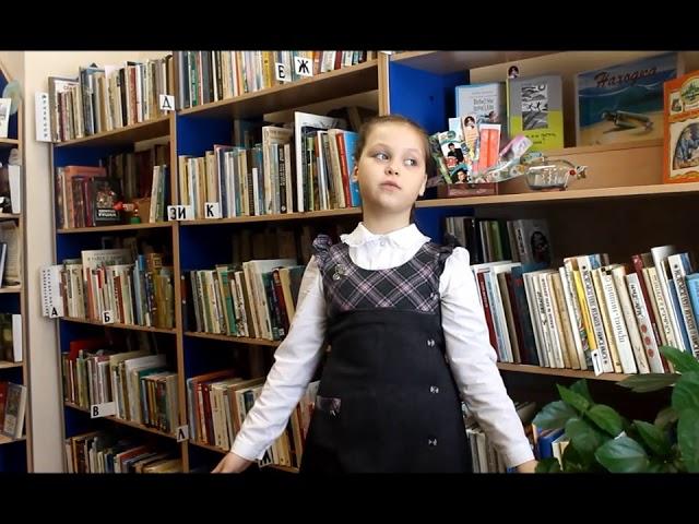 Изображение предпросмотра прочтения – ВикторияЗубкова читает произведение «Весна (Зима не даром злится)» Ф.И.Тютчева