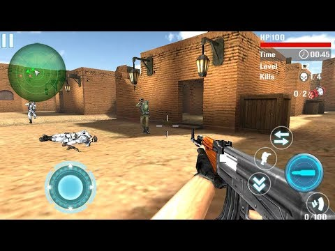 Counter Terrorist Attack Death (by Actions) Android Gameplay [HD]