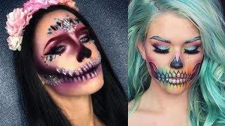 Special Effects Makeup Transformations | Top 15 Easy Halloween Makeup Tutorials Compilation 2018 #1