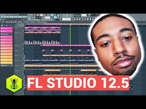 New FL Studio 12.5 is CRAZY