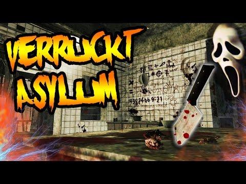 SECRETS of VERRÜCKT ASYLUM! Scariest Zombies Map Ever! Call of Duty Zombies Storyline (Episode 2)