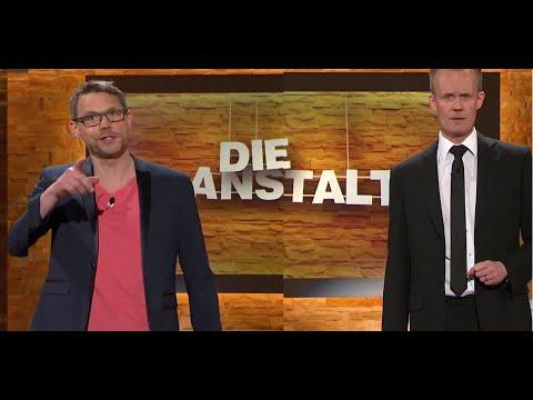 Die Anstalt: Christoph Sieber und Max Uthoff 28.04.2015 - Bananenrepublik