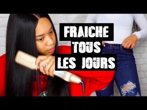 FRAICHE MEME QUAND TAS LA FLEMME feat WOW EBONY