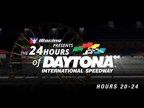 24 Hours of Daytona | Part 6 | Hours 20-24