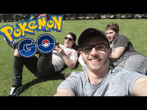 POKÉMON GO IS HUGE! - LIVERPOOL