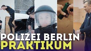 Hände hoch! Praktikum bei der Polizei Berlin! | Ein Aaron für alle Fälle!