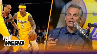 Colin Cowherd: 'It was never the LeBron issue, it was the IT issue' in Cleveland | THE HER