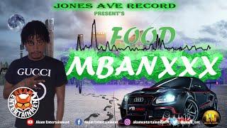 Mbanxxx - Food [Audio Visualizer]