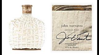 Review John Varvatos Artisan Pure
