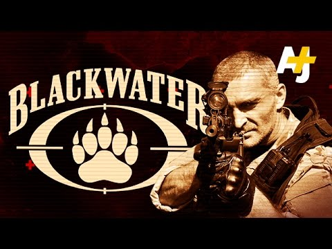 Blackwater: Army For Hire
