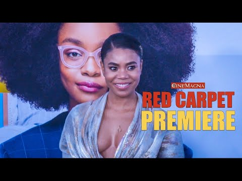 Little Movie Premiere  Regina Hall, Issa Rae and Marsai Mart