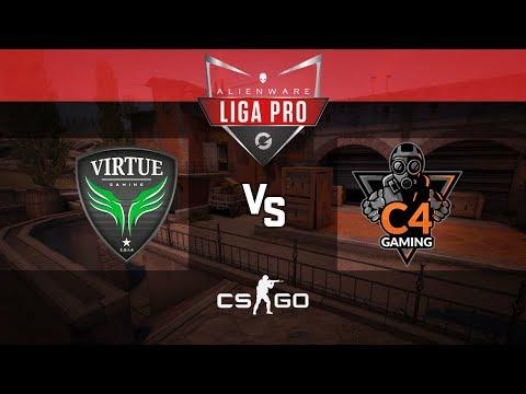 Alienware Liga Pro Gamers Club JUL/18(Final) - Virtue vs C4 Gaming (M1 Inferno)