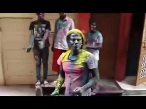 Crazy Holi with Girlfriend