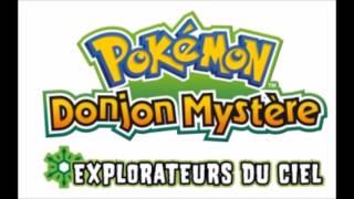 Tout est dans le titre. Jeu : Pokémon Donjon Mystère 3 Musique : Ro...