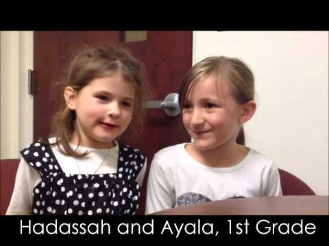 Ohr Chadash Academy 2011 Open House Video