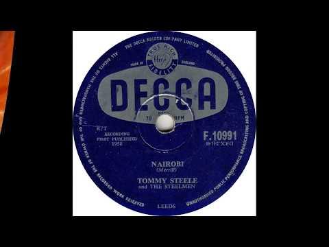 Tommy Steele - Nairobi(1958)